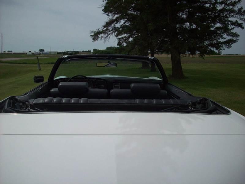 1972 Pontiac Catalina Convertible - Ellendale MN
