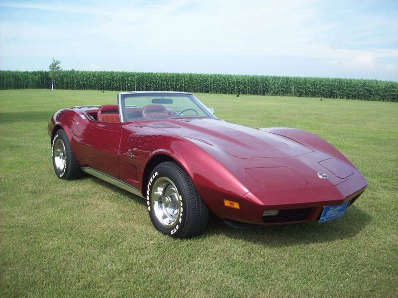 1974 chevrolet corvette in ellendale mn s s classic. Black Bedroom Furniture Sets. Home Design Ideas