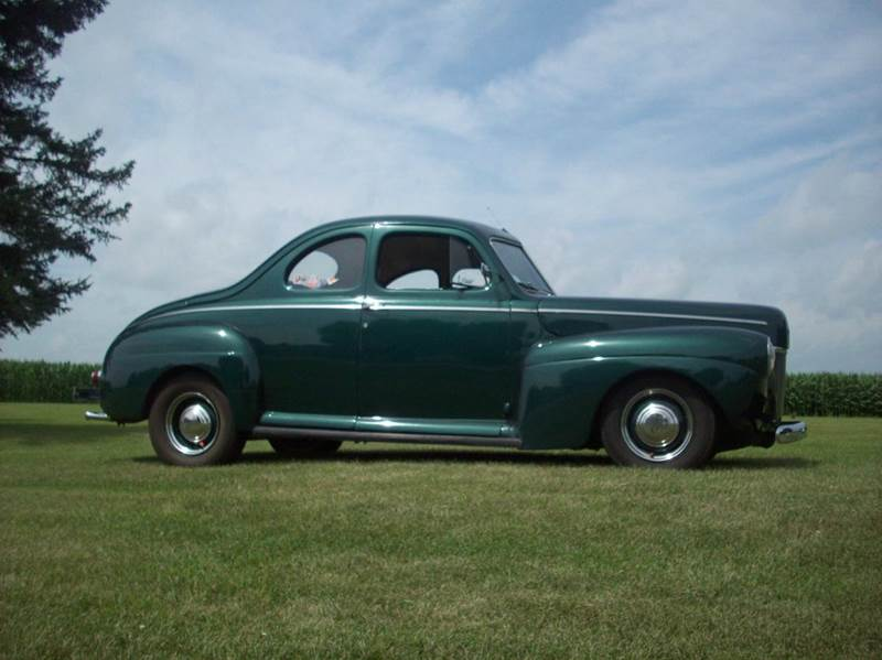 1941 Ford Business Coupe  - Ellendale MN