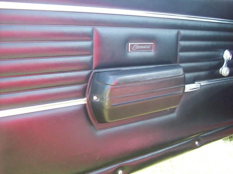 1968 Chevrolet Camaro SS - Ellendale MN