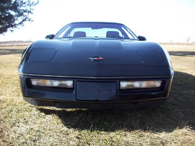 1990 Chevrolet Corvette ZR1 2dr Hatchback - Ellendale MN