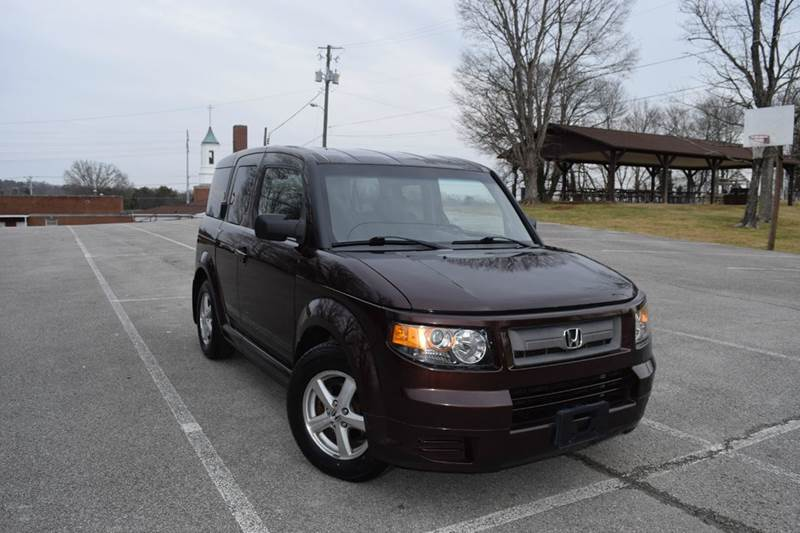 Captivating 2008 Honda Element SC 4dr SUV 5A   Knoxville TN