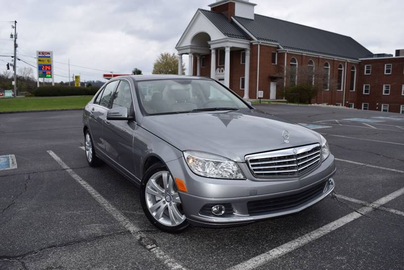 2010 Mercedes Benz C Class AWD C 300 Luxury 4MATIC 4dr Sedan   Knoxville