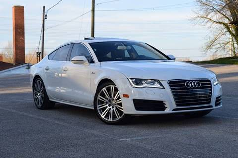2012 Audi A7 for sale in Knoxville, TN