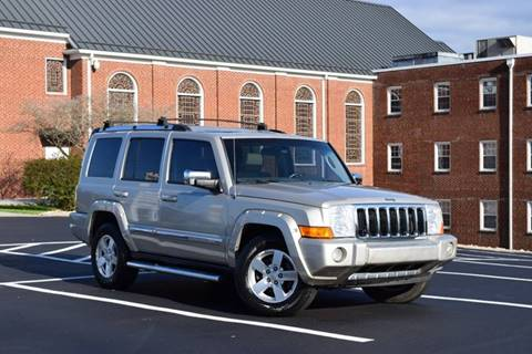2007 Jeep Commander for sale in Knoxville, TN