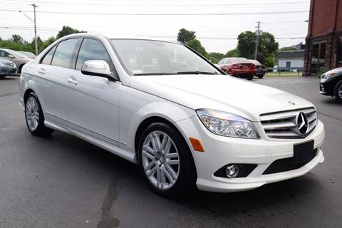 Used mercedes benz c class for sale in albany ny for Mercedes benz albany ny