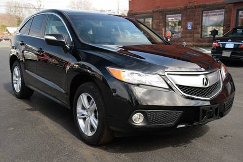 2015 Acura RDX for sale at Knighton's Auto Services INC in Albany NY