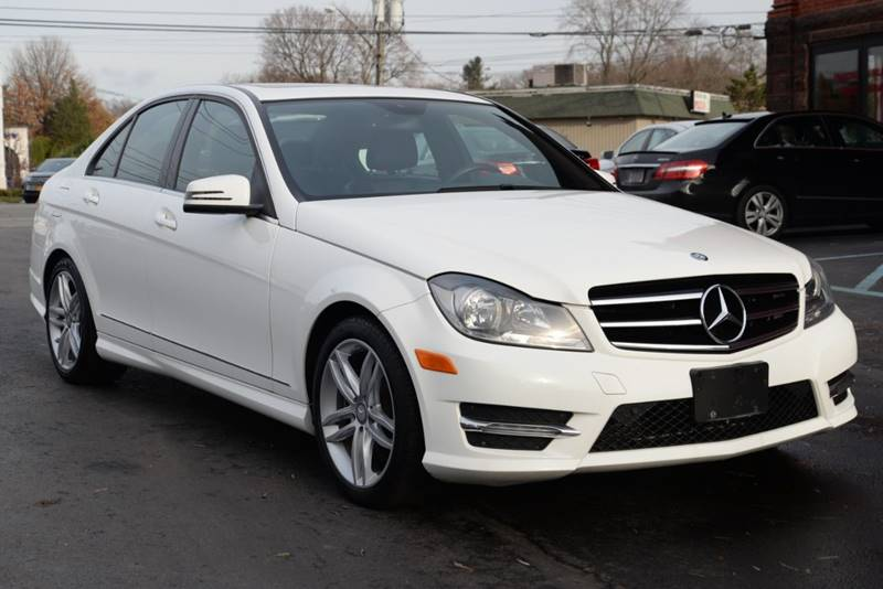 2014 Mercedes-Benz C-Class for sale at Knighton's Auto Services INC in Albany NY