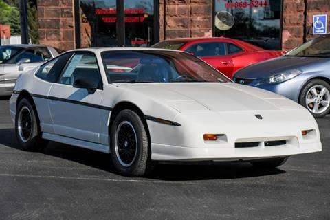 1988 Pontiac Fiero for sale in Albany, NY