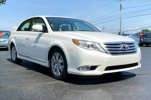 2012 Toyota Avalon for sale at Knighton's Auto Services INC in Albany NY