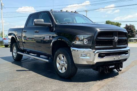2015 RAM Ram Pickup 2500 for sale at Knighton's Auto Services INC in Albany NY