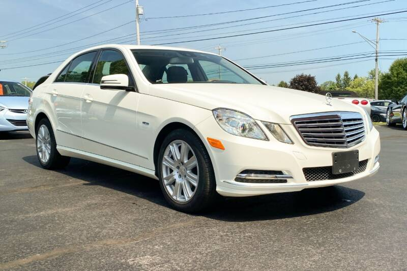 2012 Mercedes-Benz E-Class for sale at Knighton's Auto Services INC in Albany NY