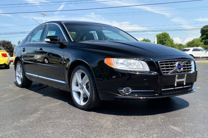 2010 Volvo S80 for sale at Knighton's Auto Services INC in Albany NY