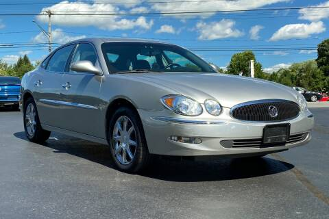 2007 Buick LaCrosse for sale at Knighton's Auto Services INC in Albany NY