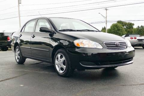 2005 Toyota Corolla for sale at Knighton's Auto Services INC in Albany NY