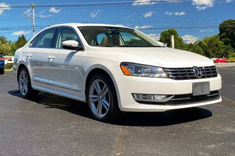 2013 Volkswagen Passat for sale at Knighton's Auto Services INC in Albany NY