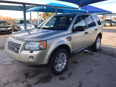 2008 Land Rover LR2 for sale at Autos Montes in Socorro TX