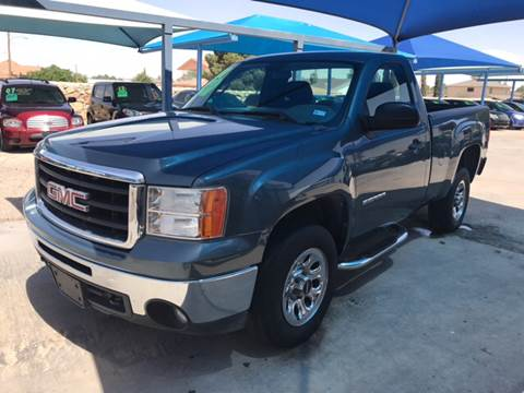2011 GMC Sierra 1500 for sale at Autos Montes in Socorro TX