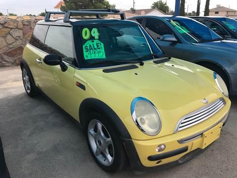 2004 MINI Cooper for sale at Autos Montes in Socorro TX
