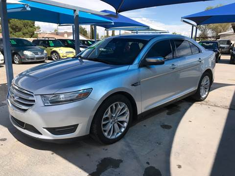 2013 Ford Taurus for sale at Autos Montes in Socorro TX