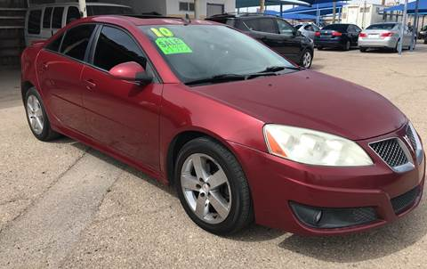 2010 Pontiac G6 for sale in Socorro, TX