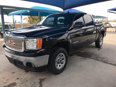 2008 GMC Sierra 1500 for sale in Socorro, TX