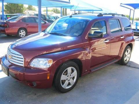 2007 Chevrolet HHR for sale at Autos Montes in Socorro TX