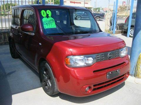 2009 Nissan cube for sale at Autos Montes in Socorro TX