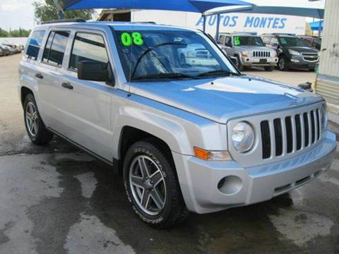 2008 Jeep Patriot for sale at Autos Montes in Socorro TX