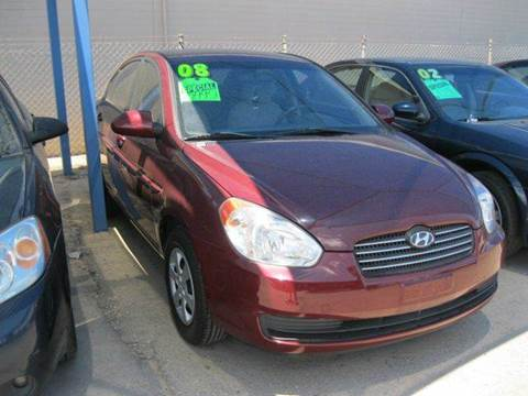 2008 Hyundai Accent for sale at Autos Montes in Socorro TX