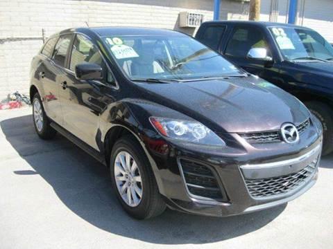 2010 Mazda CX-7 for sale at Autos Montes in Socorro TX