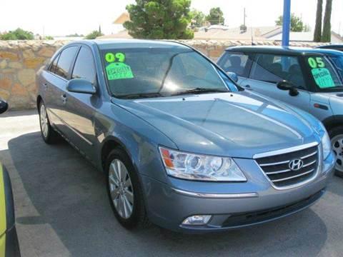 2009 Hyundai Sonata for sale at Autos Montes in Socorro TX