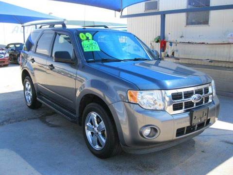 2009 Ford Escape for sale at Autos Montes in Socorro TX