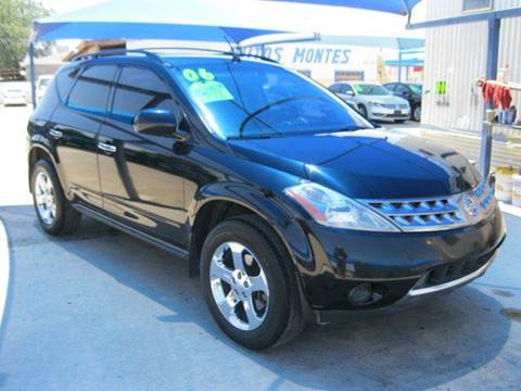 2006 Nissan Murano for sale at Autos Montes in Socorro TX