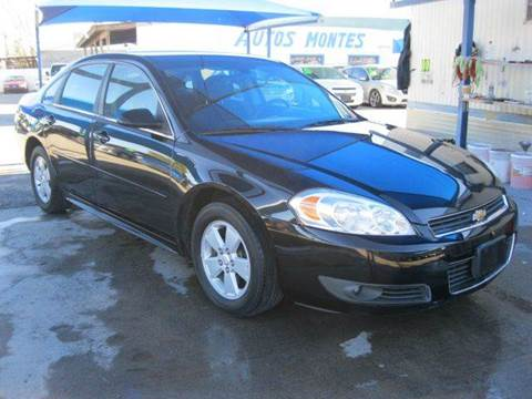2011 Chevrolet Impala for sale at Autos Montes in Socorro TX
