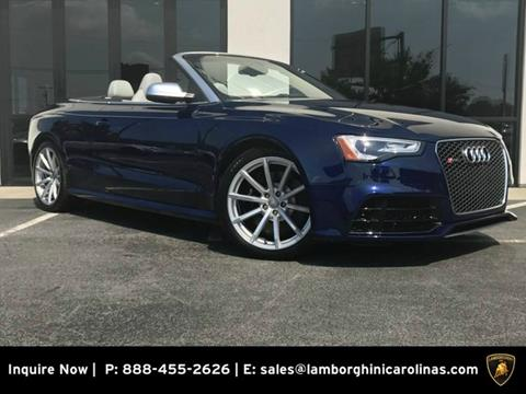 2014 Audi RS 5 for sale in Greensboro, NC