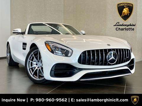 2018 Mercedes-Benz AMG GT for sale in Charlotte, NC