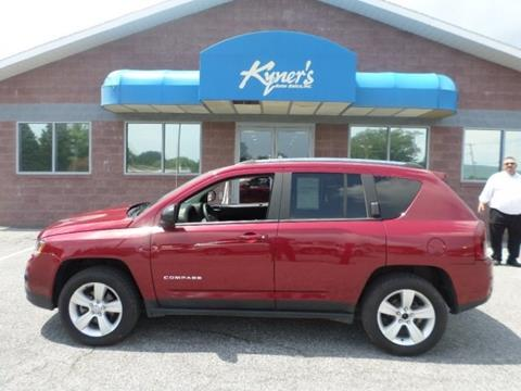 2015 Jeep Compass for sale in Chambersburg, PA