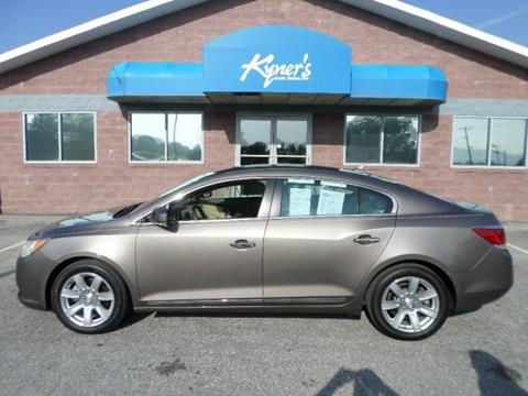 2011 Buick LaCrosse for sale in Chambersburg, PA