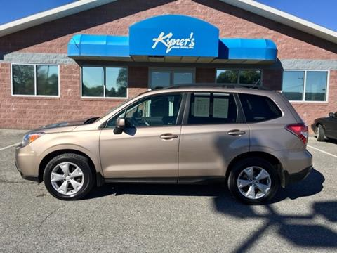 2015 Subaru Forester for sale in Chambersburg, PA