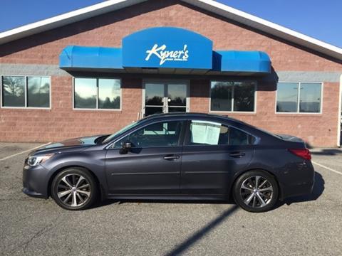 2015 Subaru Legacy for sale in Chambersburg, PA