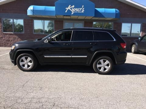 2012 Jeep Grand Cherokee for sale in Chambersburg, PA