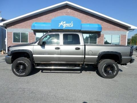 2006 GMC Sierra 2500HD for sale in Chambersburg, PA