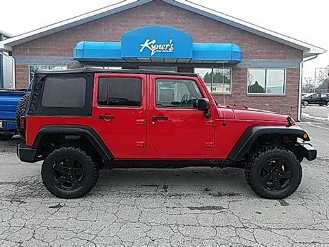 2007 Jeep Wrangler Unlimited for sale in Chambersburg, PA