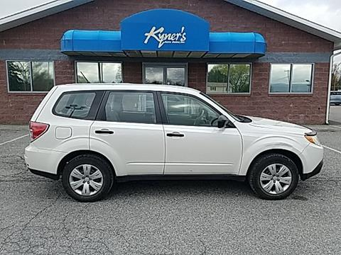 2010 Subaru Forester for sale in Chambersburg, PA