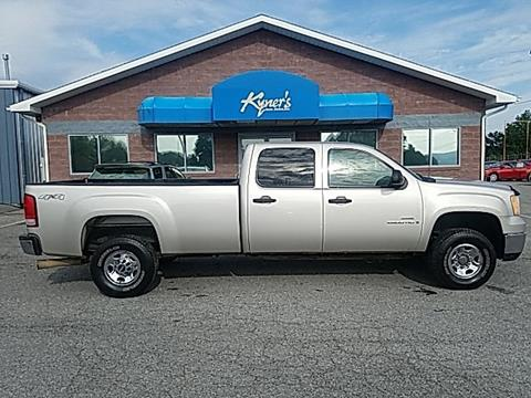 2008 GMC Sierra 2500HD for sale in Chambersburg, PA