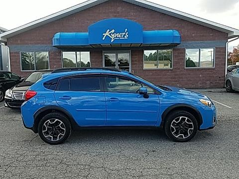 2016 Subaru Crosstrek for sale in Chambersburg, PA