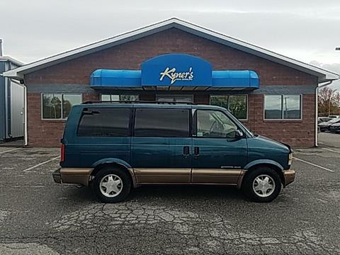 1997 GMC Safari for sale in Chambersburg, PA