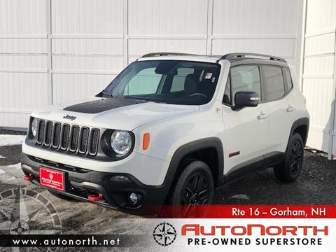 2018 Jeep Renegade for sale in Gorham, NH