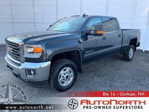 2017 GMC Sierra 2500HD for sale in Gorham, NH